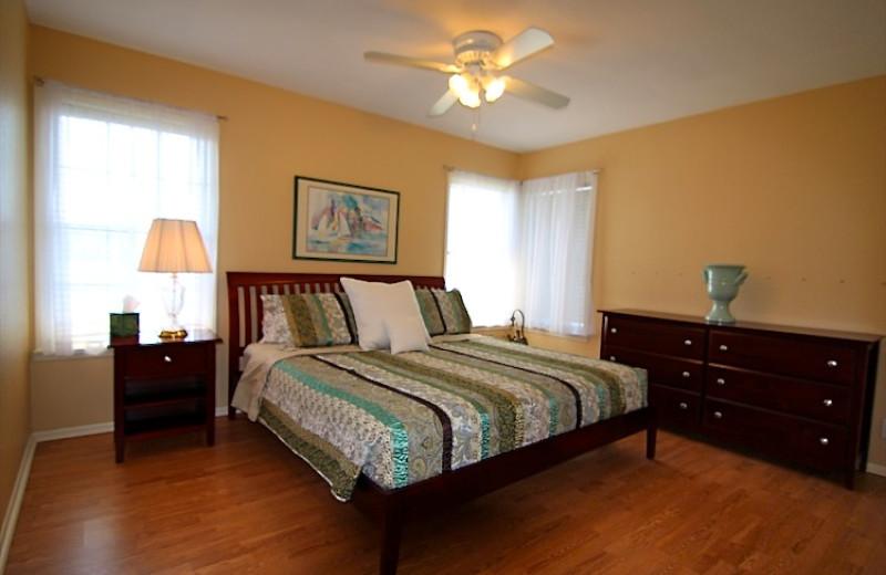 Llano Vista #1 Bedroom with King