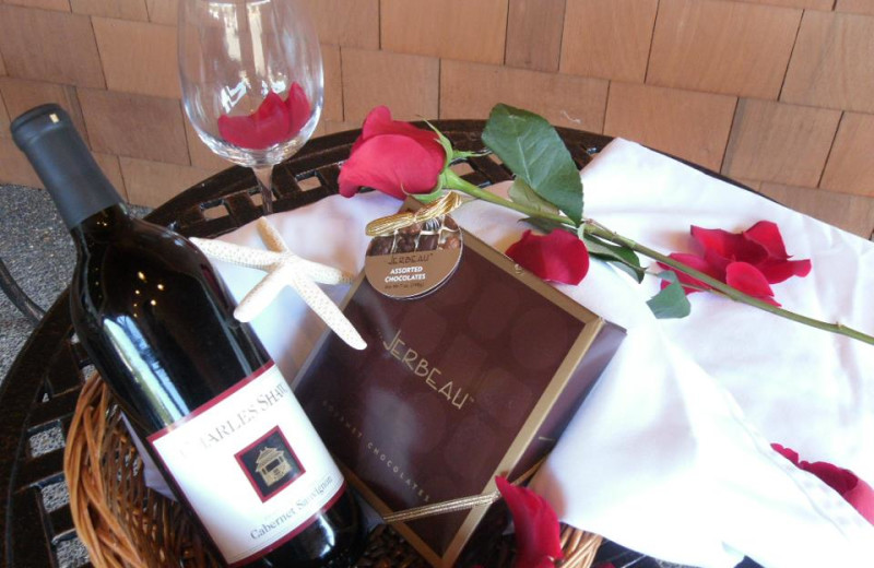Romance Package at Inn at Seaside