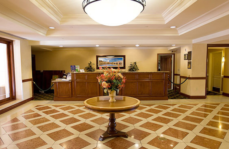 Lobby Area at MonteLago Village Resort