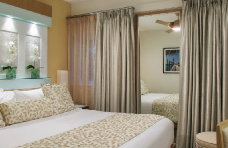Guest Room at Santa Maria Suites