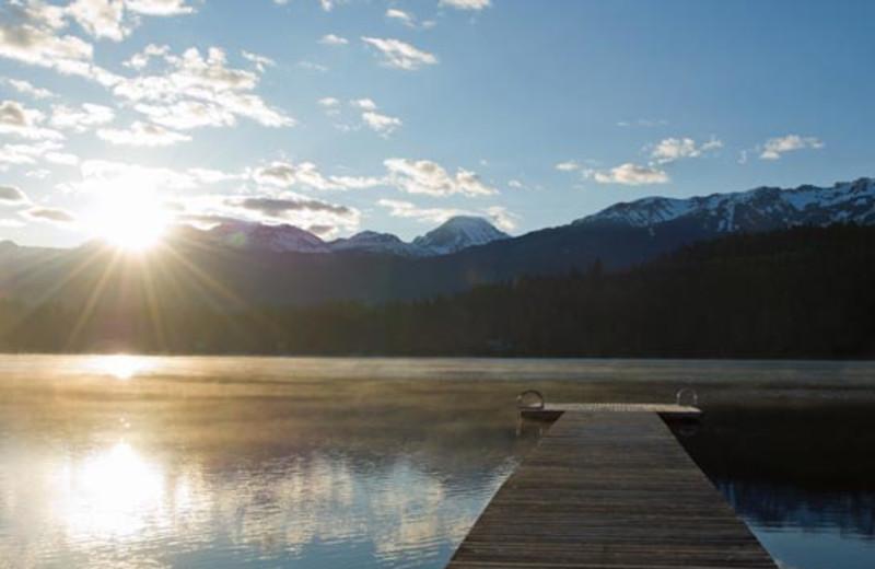 Beautiful view Near Whistler Premier Resort.