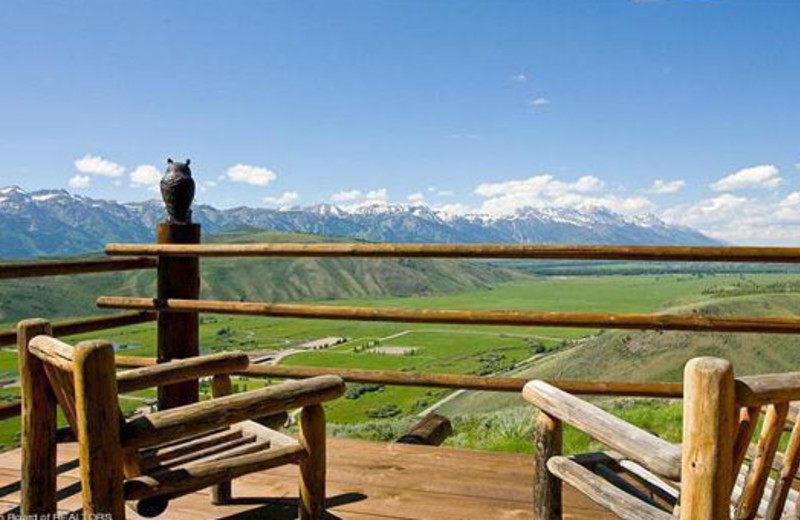 Gorgeous Views at Spring Creek Ranch