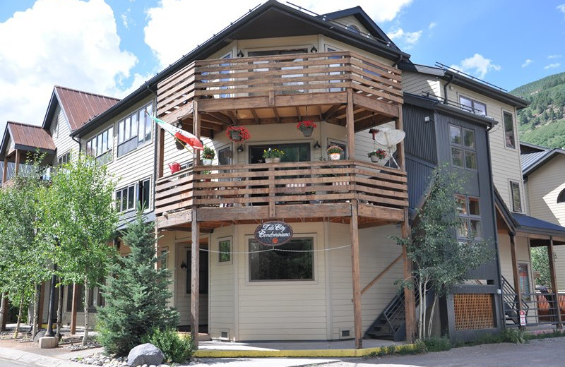 Vacation rental exterior at SilverStar Luxury Properties.