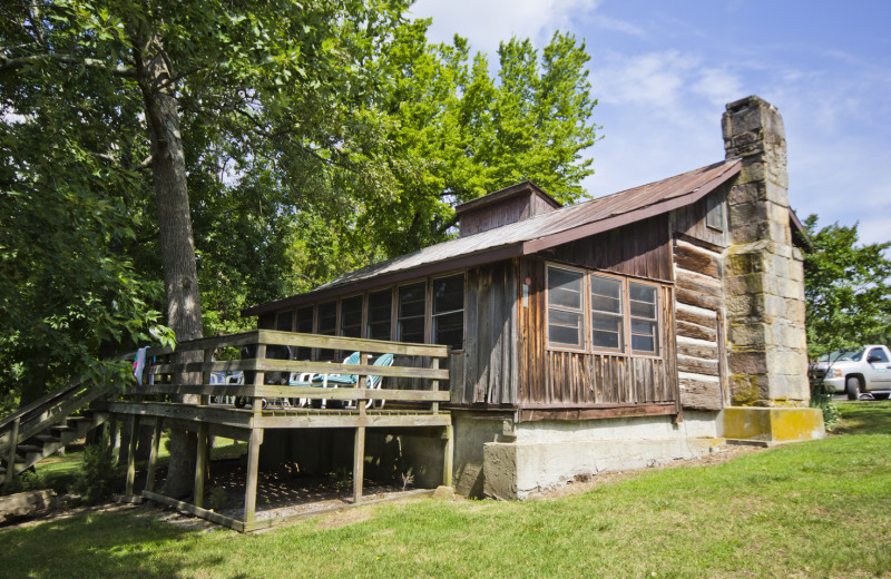 Rustic with modern conveniences