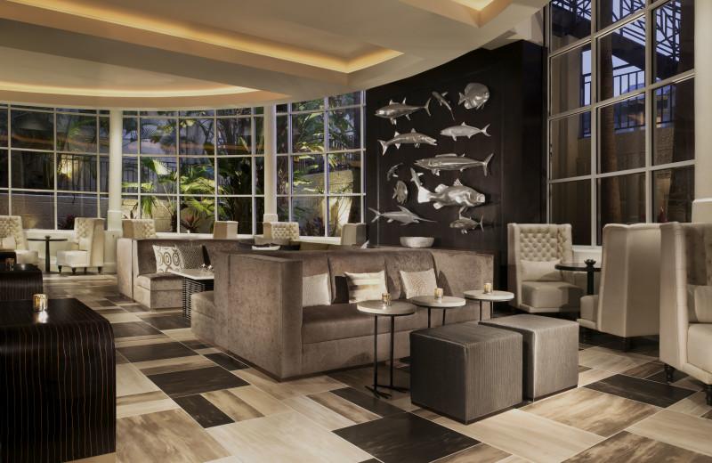 Dining area at La Concha Hotel & Spa.