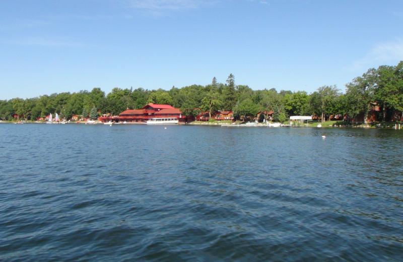 Exterior view at Fair Hills Resort.