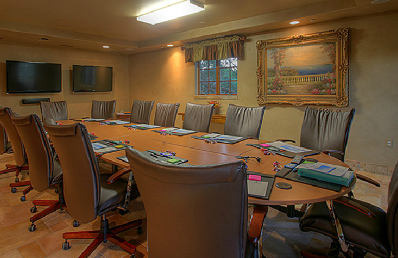 Conference Table at Ocean Lodge