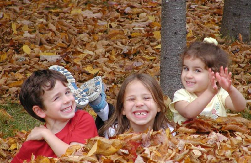Fall Fun at Sand Lake Cottages & Inn