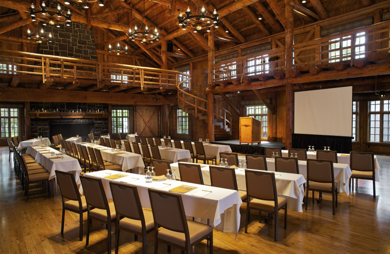 The Great Hall at Sunriver Resort