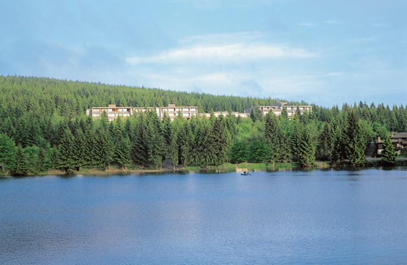 Exterior view of Dorint Hotel Im Harz, Goslar-Hahnenklee.