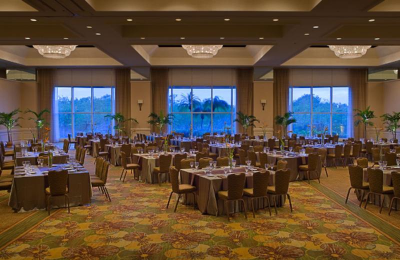 Ballroom at Grand Hyatt Tampa Bay
