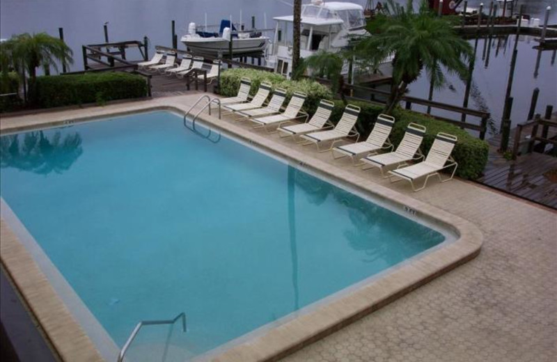 Rental pool at Phase III Real Estate.