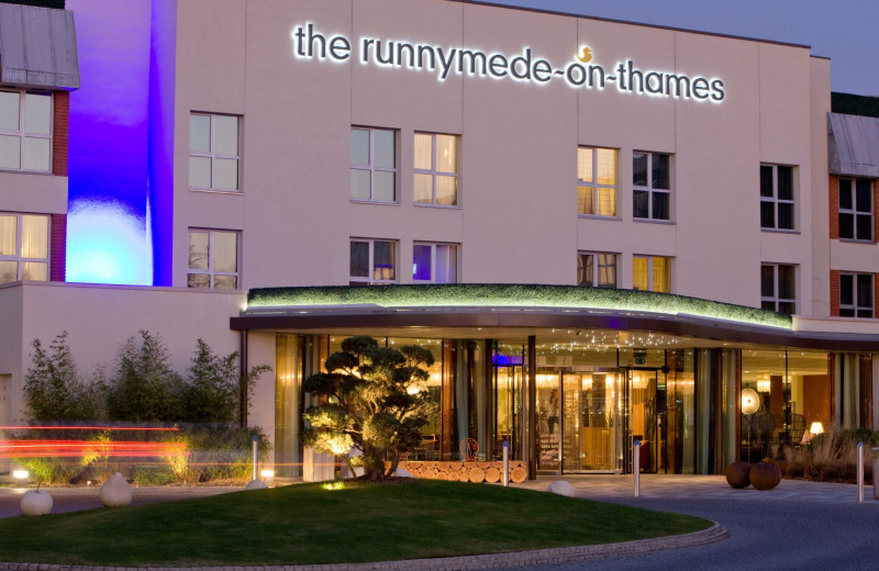 Exterior view of Runnymede Hotel & Spa.