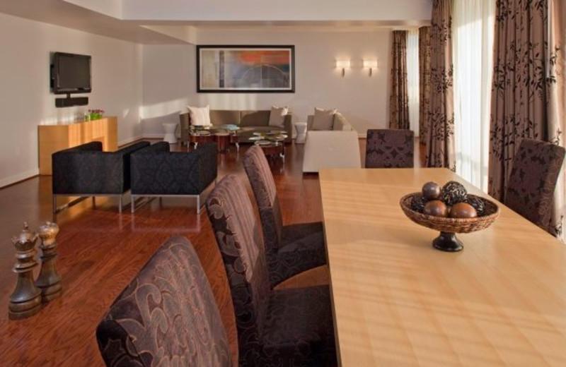 Presidential suite at La Torretta Lake Resort.