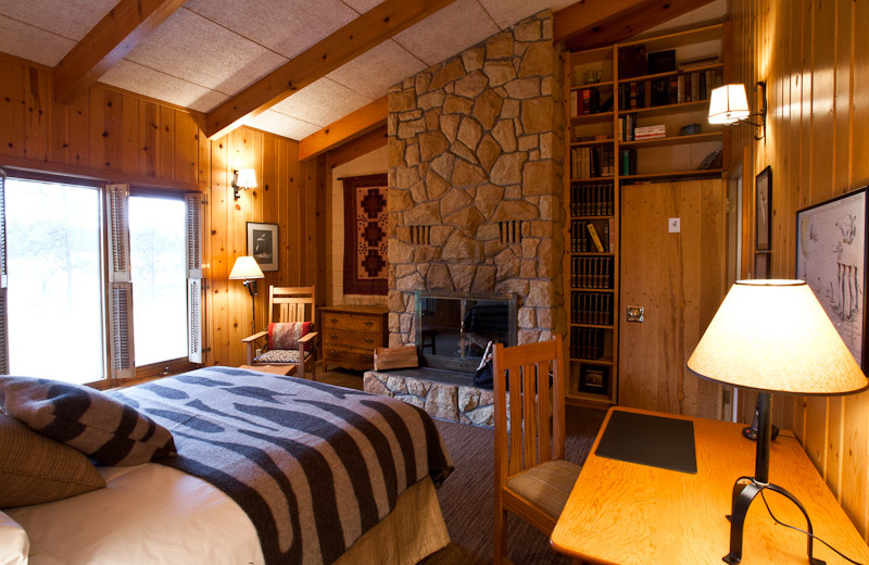 King Suite at  House on Metolius