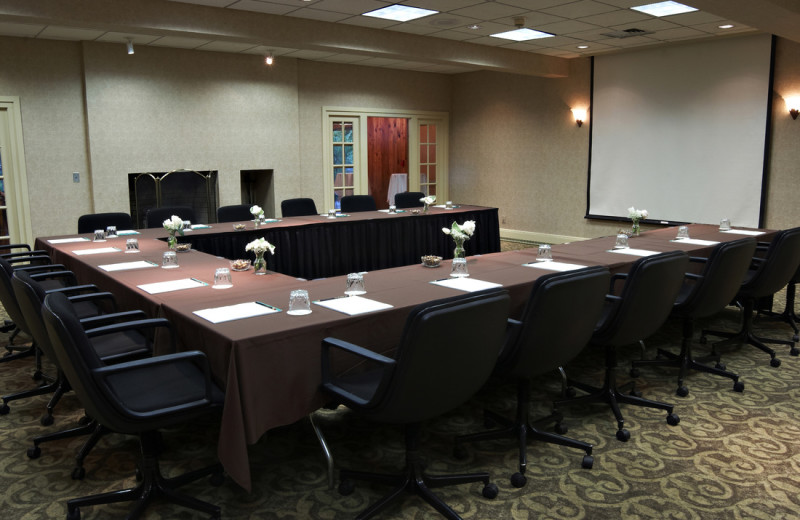 Meeting room at Interlaken Resort & Conference Center.