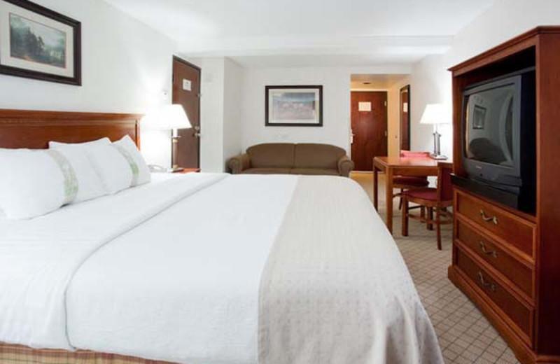 King Executive Room at Holiday Inn Apex Vail