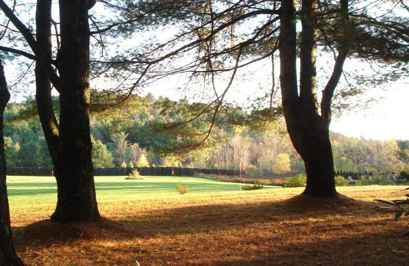 Golf at Abbotts Glen.