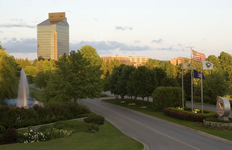 Exterior view of Grand Traverse Resort & Spa