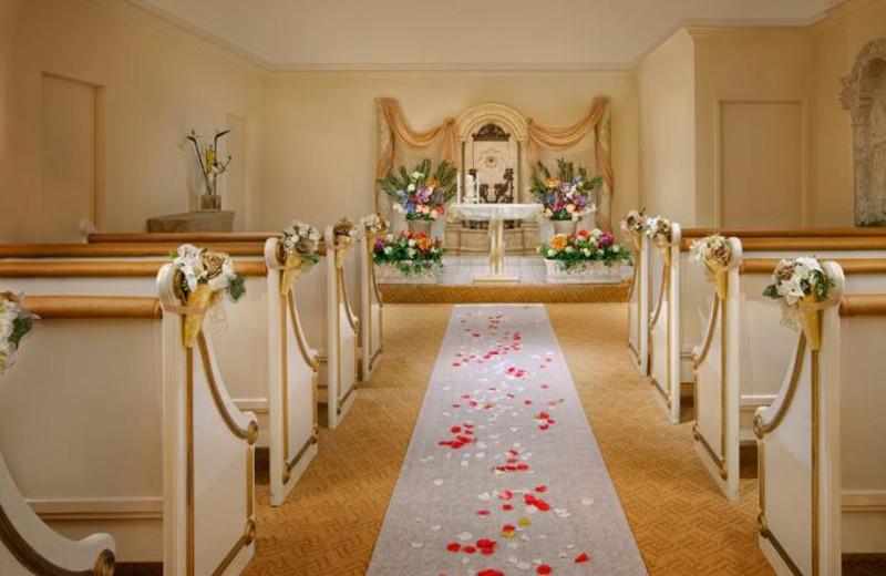Wedding Chapel at Circus Circus Hotel