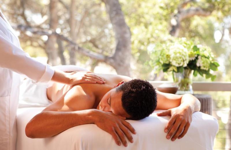 Massages at the Spa at Carmel Valley Ranch