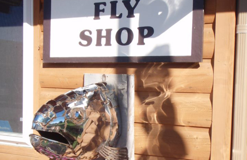 Fly Shop at Rainbow Valley Lodge