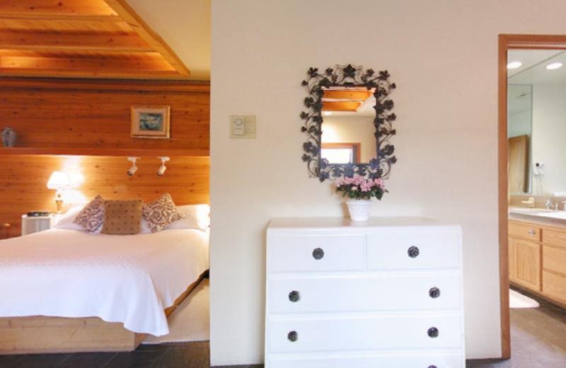 Junior suite at Sonoma Coast Villa & Spa Resort.