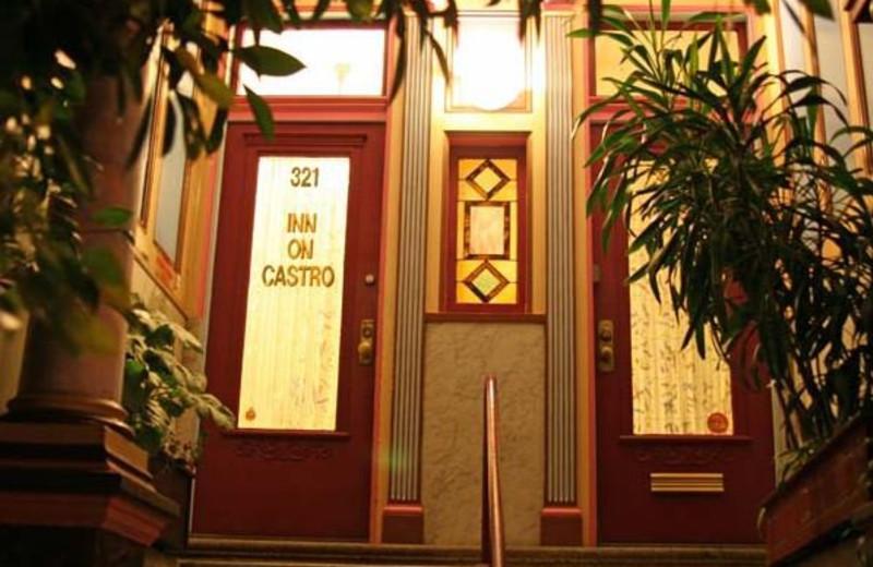 Exterior view of Inn On Castro.