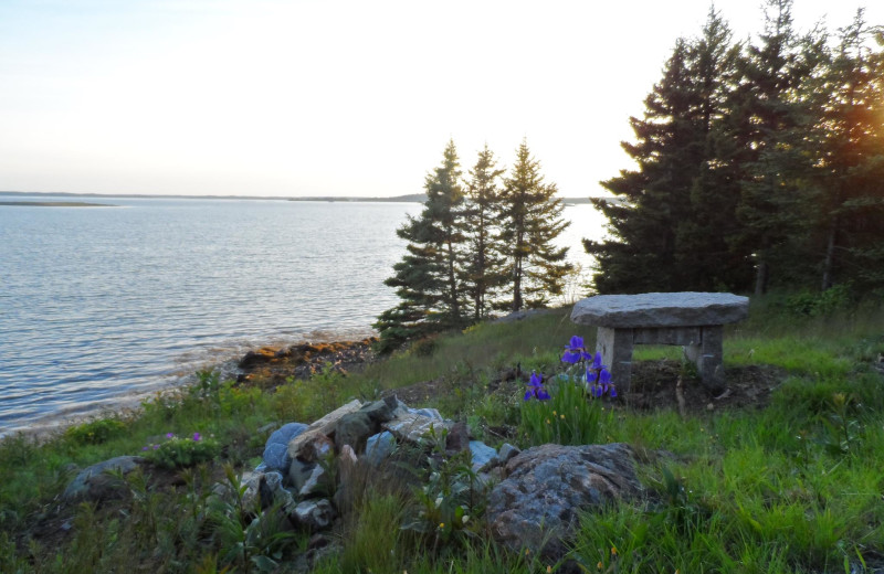 Scenic view of Rossport Lodging & Retreat.