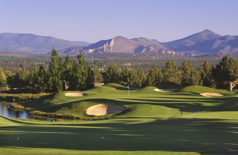 Golf Course at Eagle Crest Resort