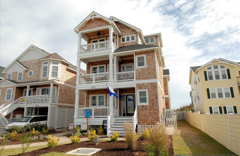 Over 160 Outer Banks Vacation Rental Homes