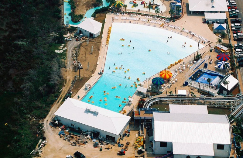 Water park near Gulf Shores Vacation Rentals.