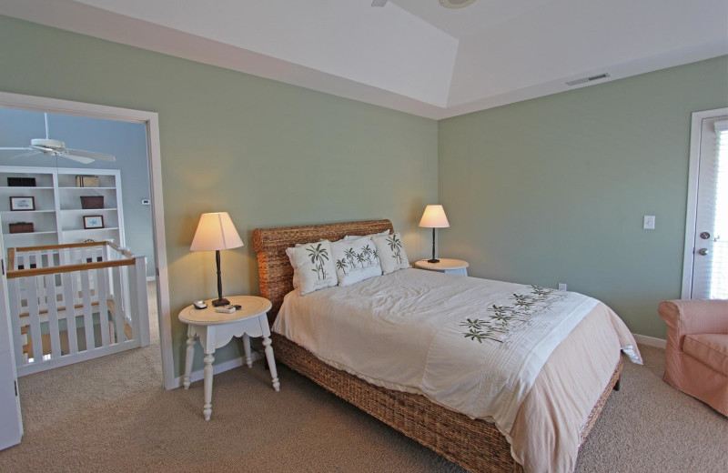 Bedroom at Ocean Point 18.