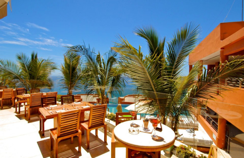 Seaside Terrace at Grand Regina Los Cabos