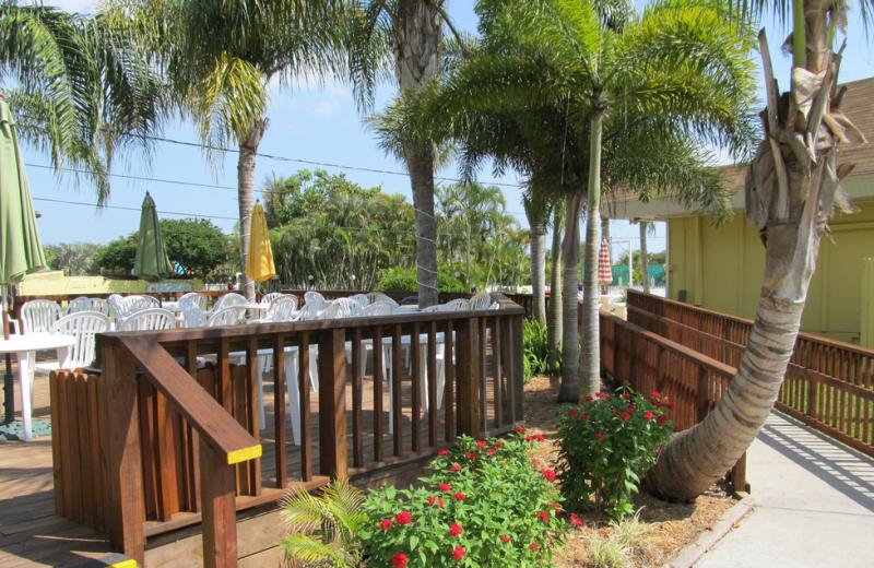Exterior view at Miami Everglades.