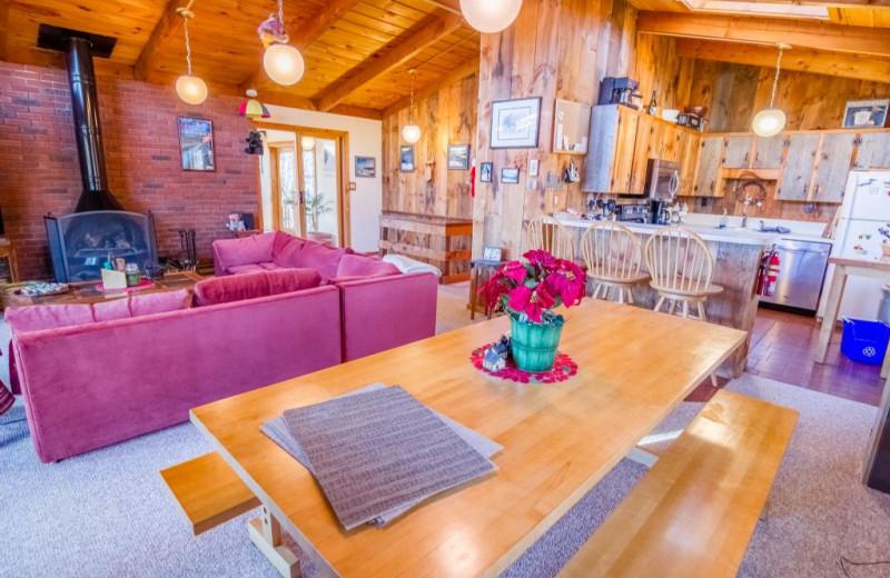 Rental interior at The Killington Group.