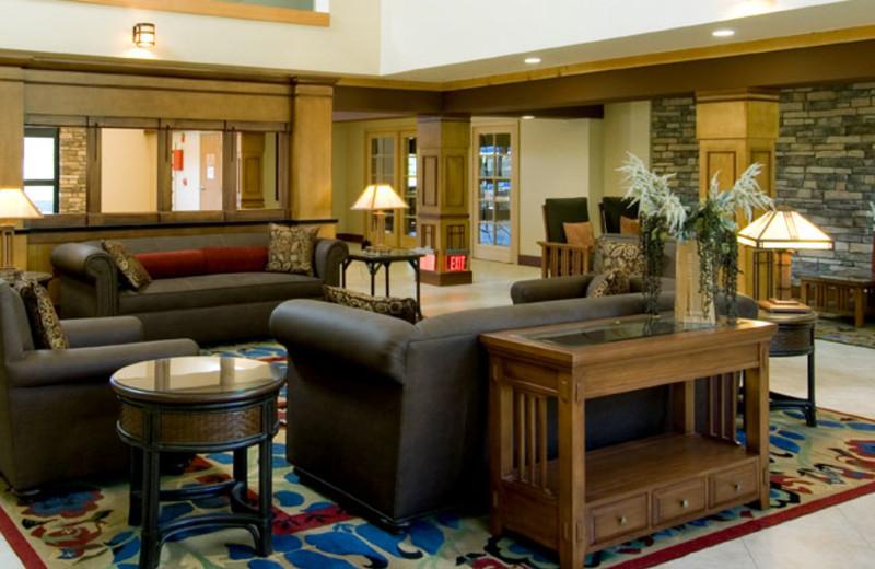 Lobby at Holiday Inn Express Walnut Creek