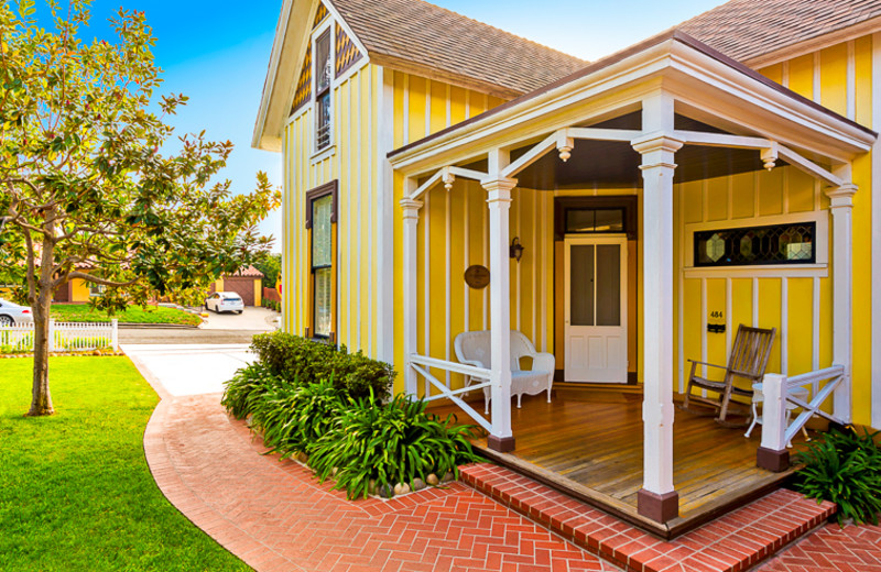 Cottage exterior at Seabreeze Vacation Rentals, LLC.