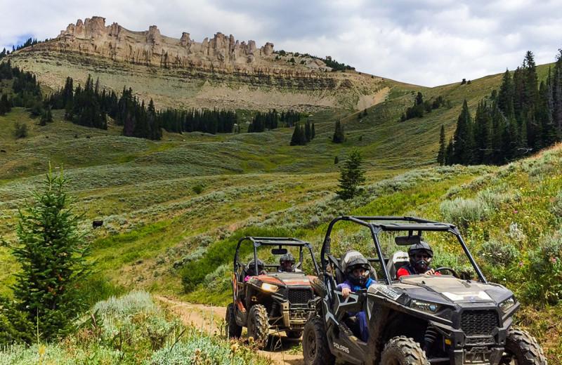 Wyoming Dude Ranch Vacations - Paradise Ranch