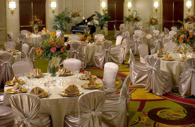 Banquet Hall at the Houston Marriott Medical Center