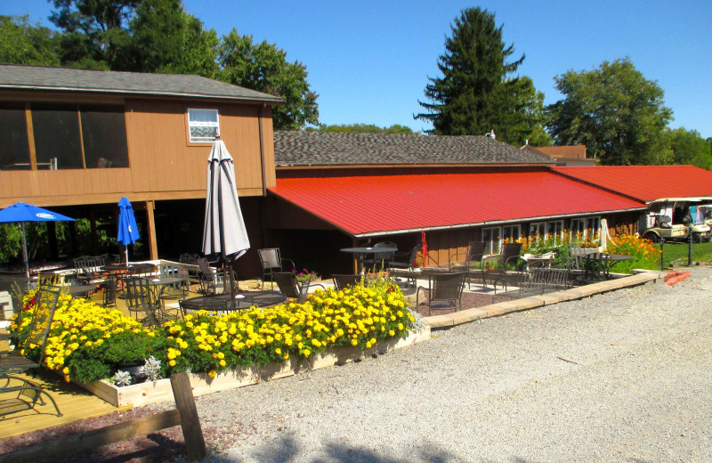 Restaurant at Spring Valley Golf and Lodge.