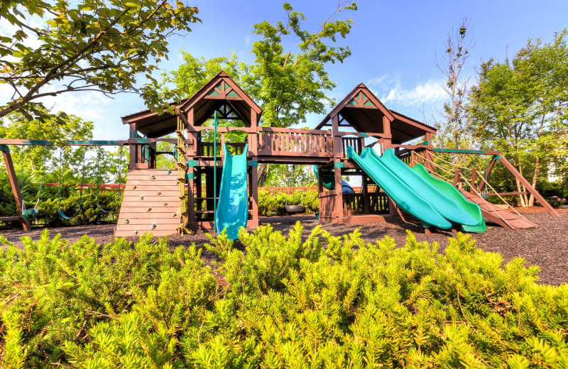 Playground at RiverStone Resort & Spa.