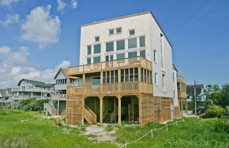 Exterior View at Hatteras Realty