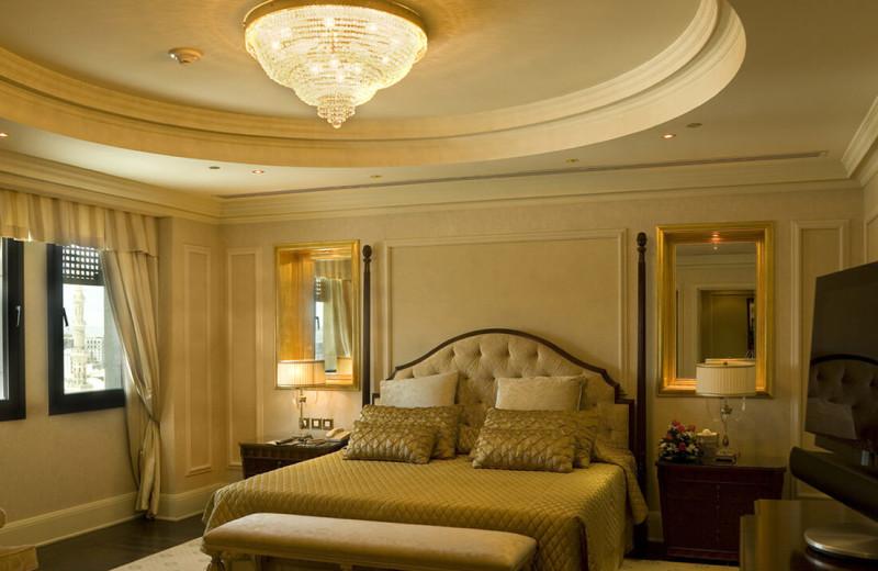 Guest room at Medina Oberoi.