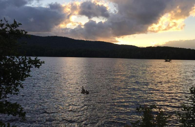 Lake at The Killington Group.