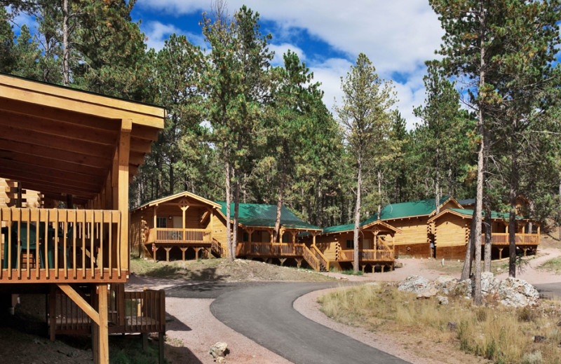 Cabins at Rock Crest Lodge & Cabins.