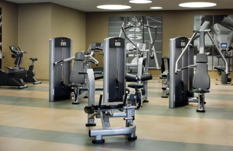 Fitness Center at Hyatt Regency Cincinnati