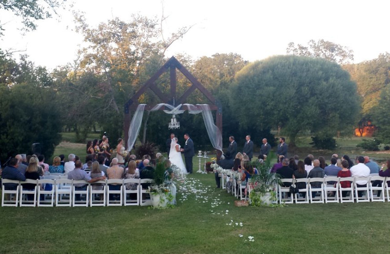 Weddings at Mill Creek Ranch Resort.