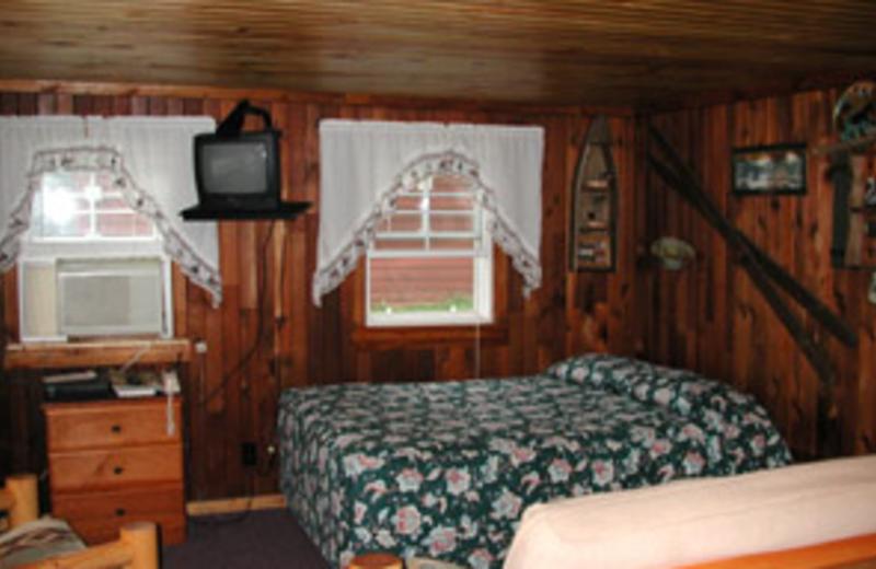 Bedroom at Cedar Ridge Resort