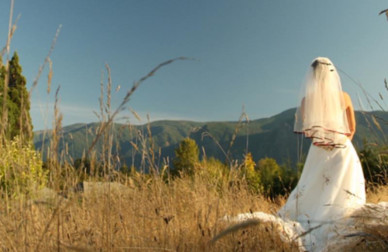 Weddings at  Carson Ridge Cabins